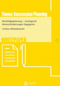 CLEVIS Whitepaper Nachfolgeplanung – strategisch Herausforderungen begegnen
