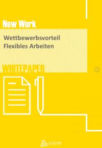 CLEVIS Whitepaper New Work – Wettbewerbsvorteil Flexibles Arbeiten