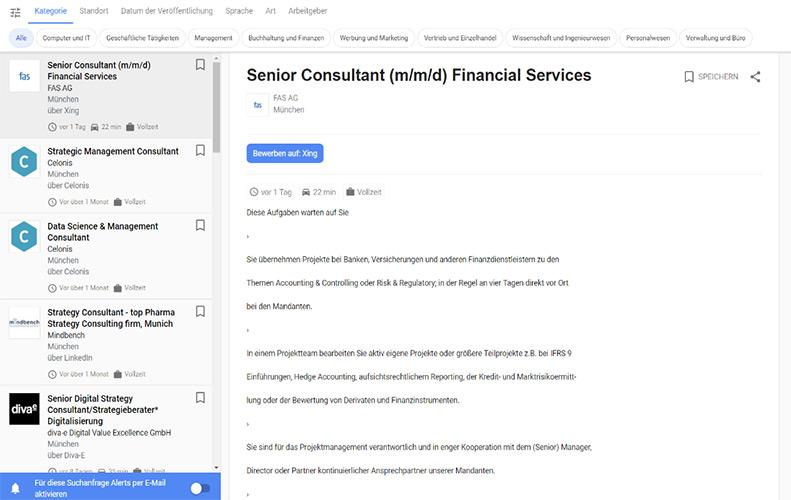 Google for Jobs - Was Sie beachten sollten - CLEVIS