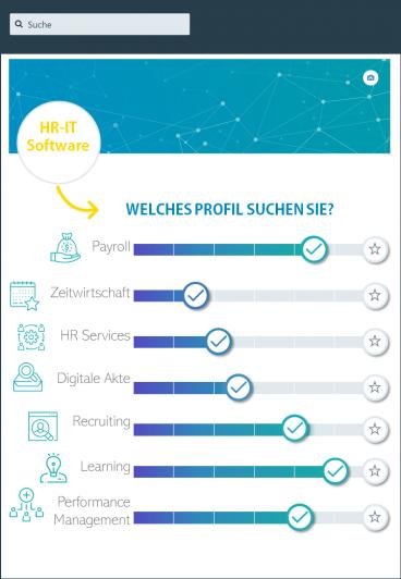 HR Digitalisierungsstrategie - HR-IT-Architektur