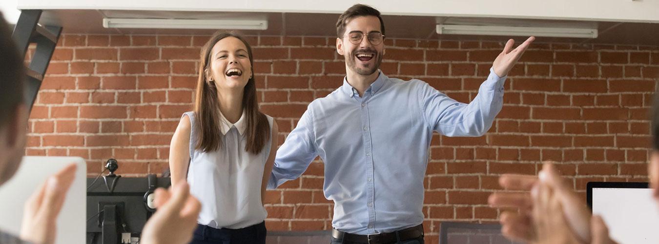Mitarbeitermotivation So motivieren Sie im Unternehmen CLEVIS