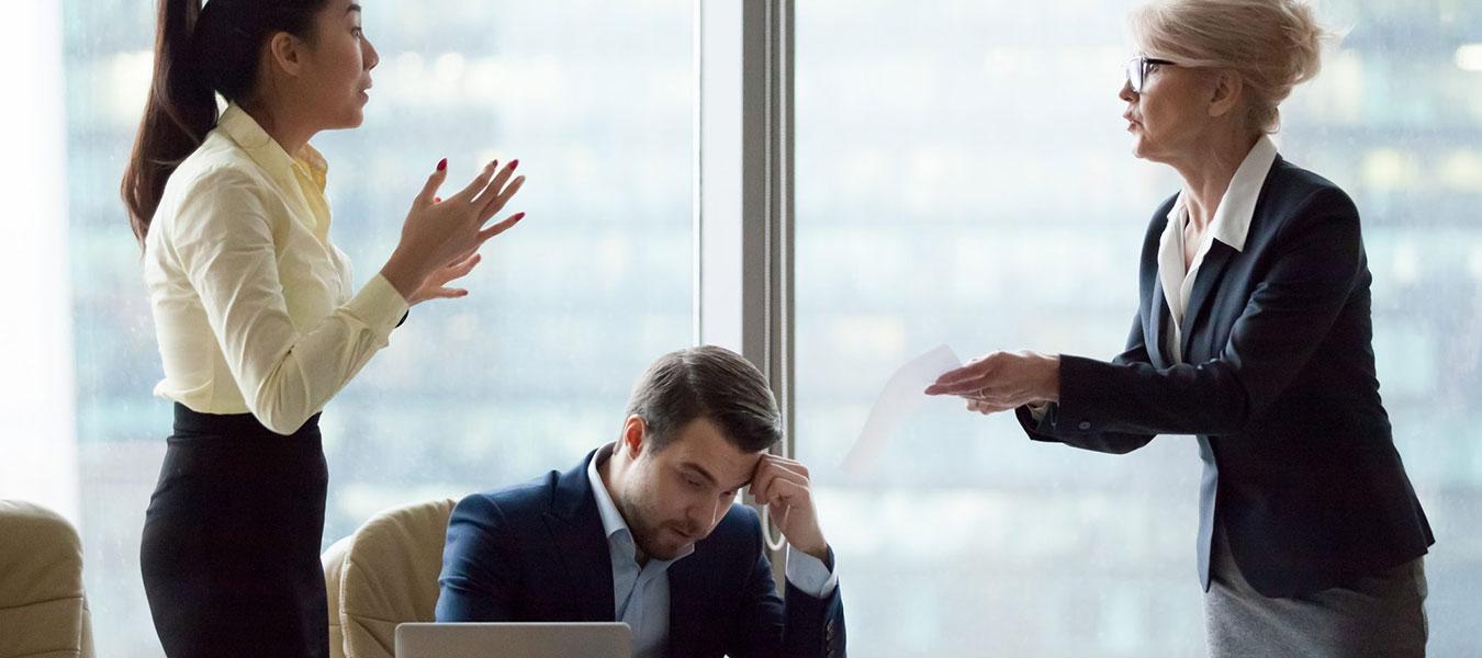 Konflikte im Team - erkennen und lösen Methoden - CLEVIS