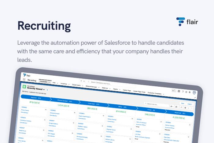 Recruiting - flair.hr GmbH