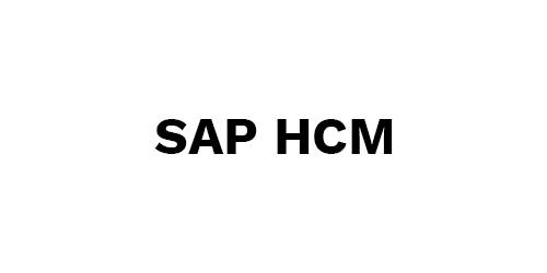 SAP HCM - Logo