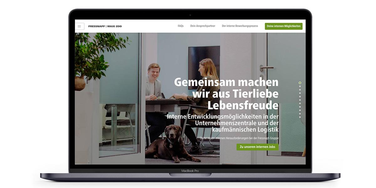 Talentsconnect AG - Wie sieht die Software aus