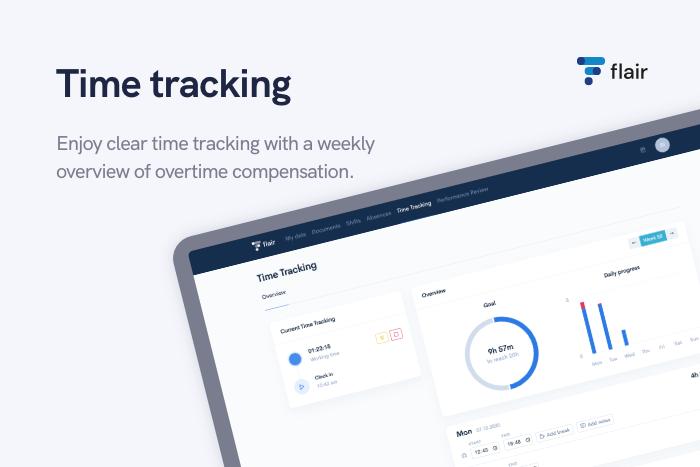 Time Tracking - flair.hr GmbH