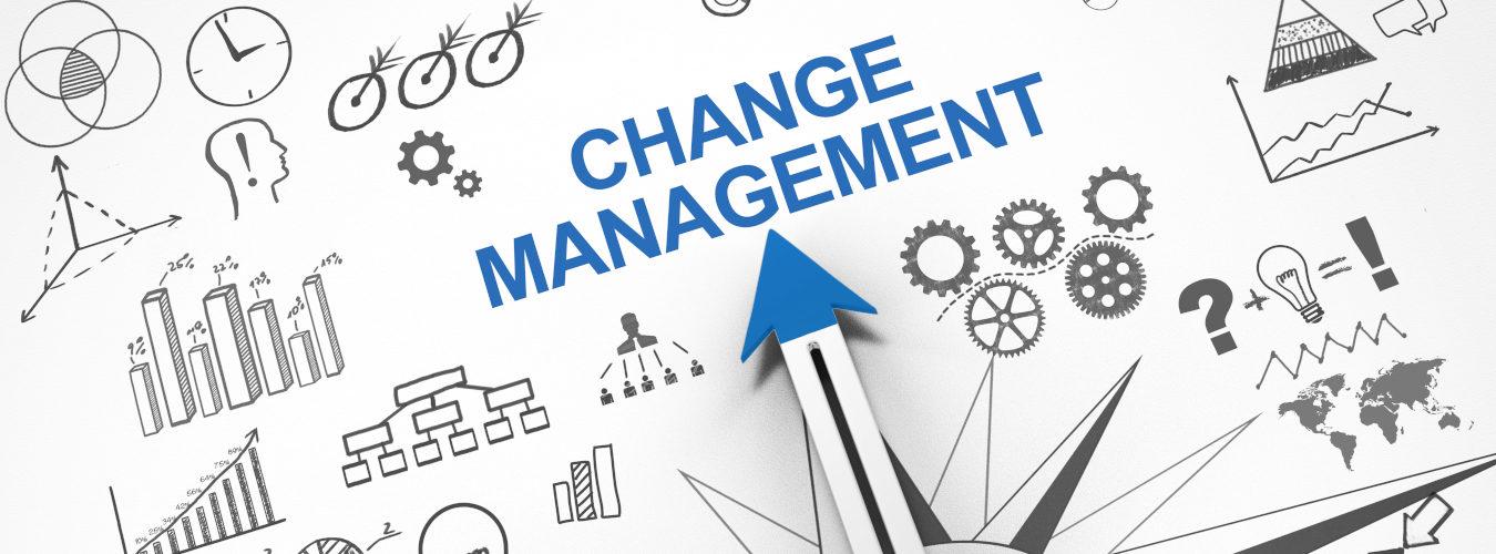 Skizze Change Management Prozess