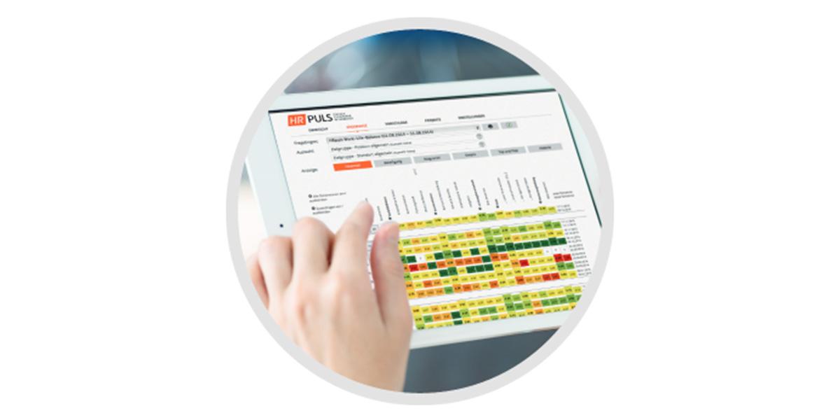 HRpuls - Puls Checks und Surveys - CLEVIS
