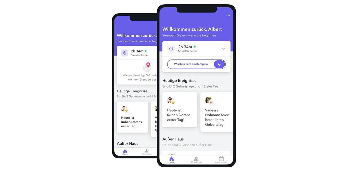 Factorial HR - Mobile App
