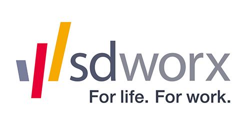 SD Worx GmbH Logo