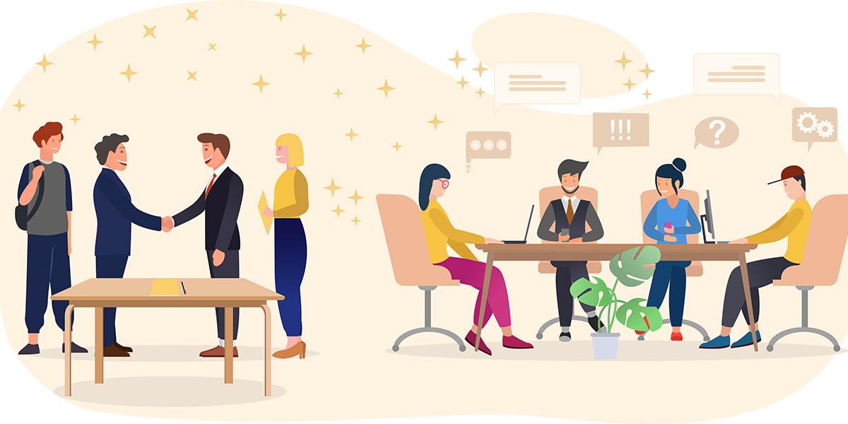 Skillgainer - Talent Management Programm Bewerberpool mit Leben füllen