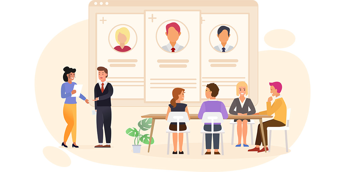 Skillgainer - Talent Management Programm-Talent-Relationship Management
