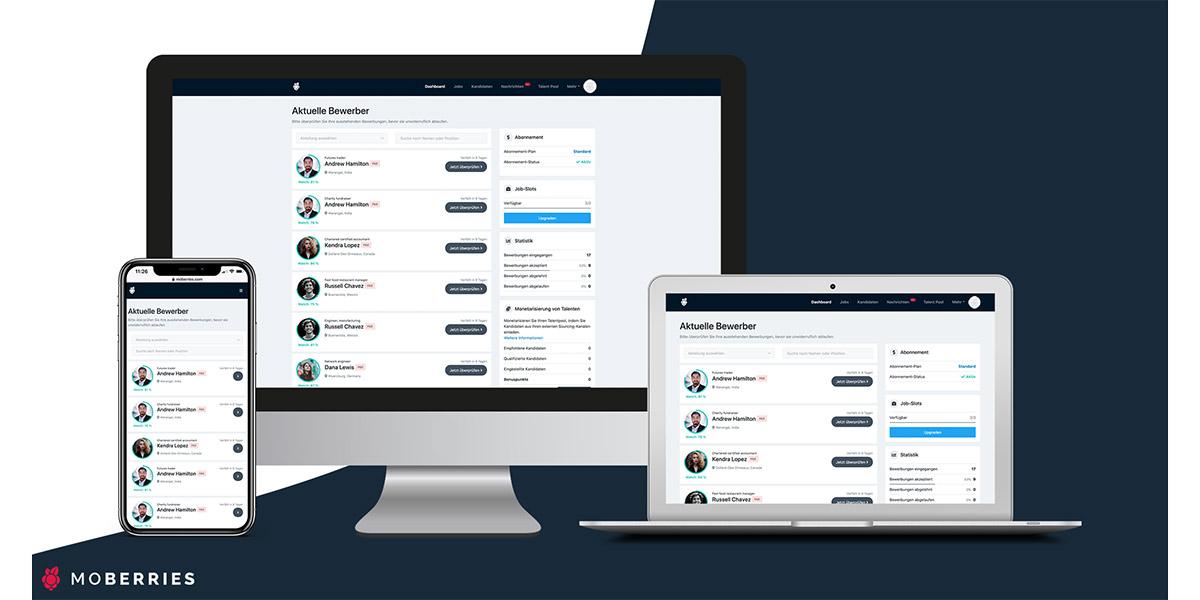 MoBerries - HR-Software - Anbieter