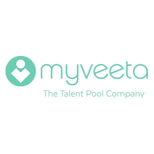 myveeta Logo - HR-Software Anbieter