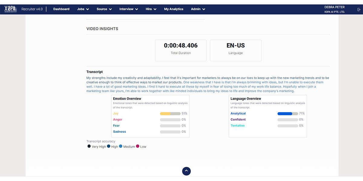 x0pa - HR-Software - Anbieter